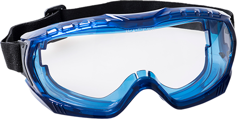 pw25 Ultra Vista Goggle Unvented