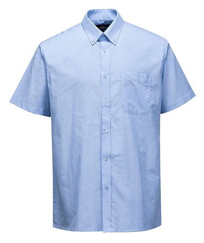 s118 Easycare Oxford Shirt  S/S