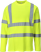 s278 Hi-Vis T-Shirt Long Sleeves