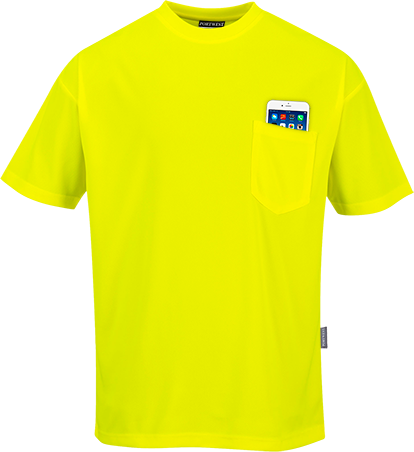 s578 Short Sleeve Pocket T-Shirt
