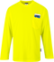 s579 Long Sleeve Pocket T-Shirt