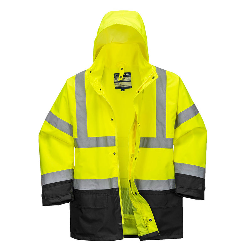 s768 5in1 Jacheta Hi-Vis Executive