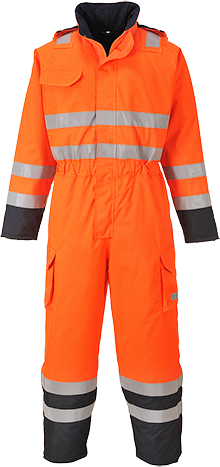 s775 Bizflame Rain FR Coverall