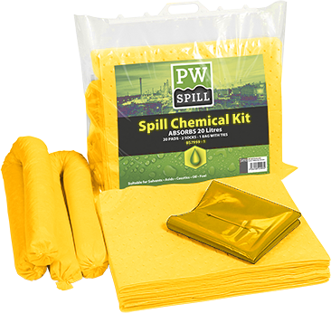 sm90 Spill Chemical Kit 20L  (6 Bucati)