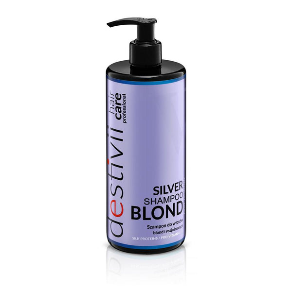 Sampon nuantator Silver Blond, 200ml - 500ml
