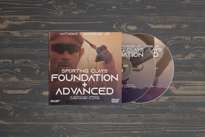 Foundation/Advanced DVD Combo - A.I.M Shooting School