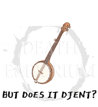 Load image into Gallery viewer, But Does it Djent? - Banjo T-Shirt - Death Emporium