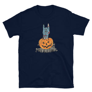 Metal Halloween - T-Shirt - Death Emporium