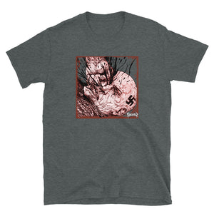 Feral Shadow (Red) - T-Shirt - Death Emporium