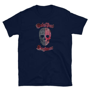 Metalhead Engineer - T-Shirt - Death Emporium