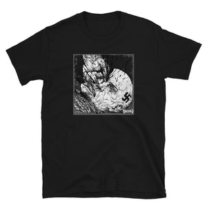 Feral Shadow (Black) - T-Shirt - Death Emporium