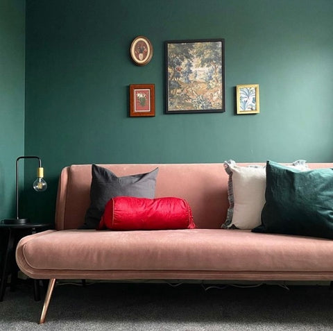Ditch the Tie Green Emulsion Paint COAT