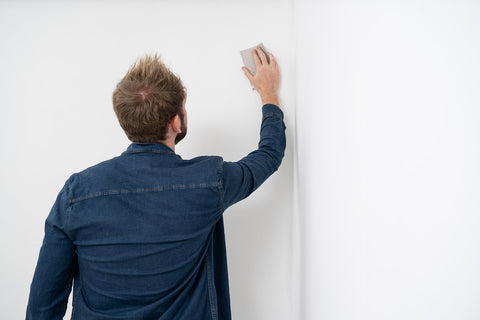 Cleaning Walls Before Painting