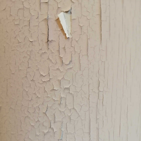Peeling and Flaking Paint