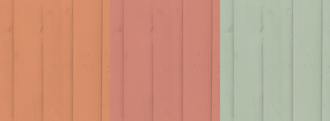 Green Terracotta Fence Paint Colours