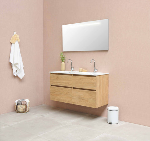 Pink Bathroom Emulsion Paint Two Scoops