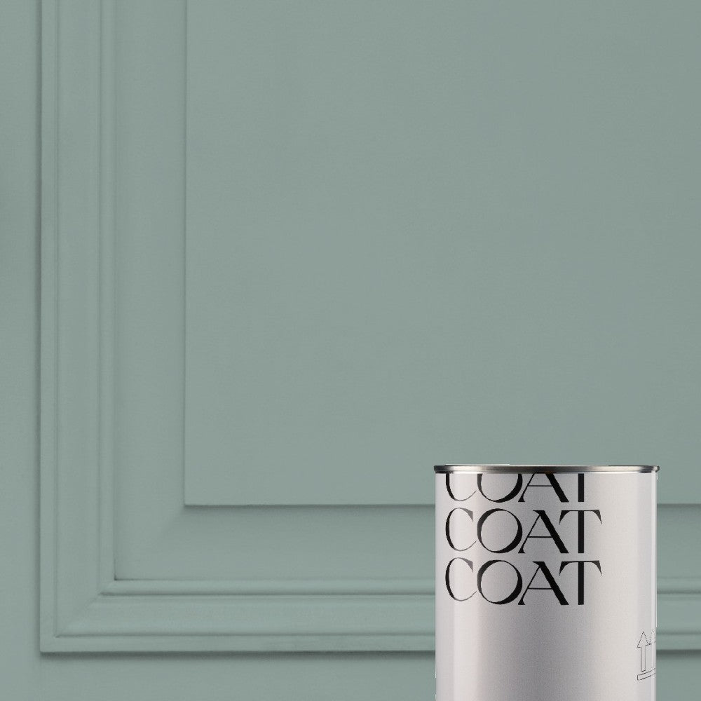 COAT Hamilton Light Dusty Teal Emulsion Paint