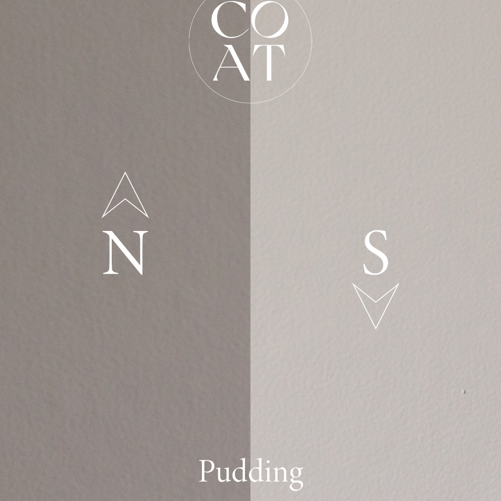 COAT Pudding Dark Beige Emulsion Paint