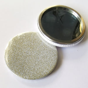 Pocket Mirror - Glitter