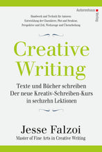 Laden Sie das Bild in den Galerie-Viewer, Jesse Falzoi: Creative Writing, Autorenhaus