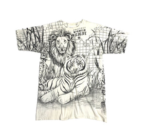 Load image into Gallery viewer, Vintage Wildlife T-Shirt