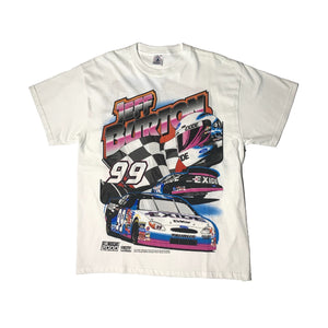 Load image into Gallery viewer, Jeff Burton Vintage NASCAR T-Shirt