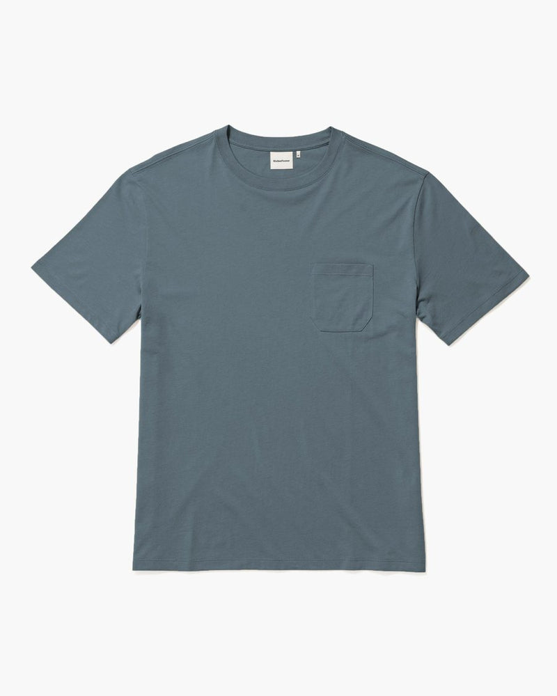 Load image into Gallery viewer, Richer Poorer Pima Crew Pocket Tee - 'Shade'