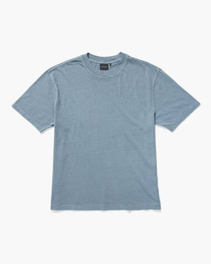 Load image into Gallery viewer, Richer Poorer Relaxed SS Tee - 'Blue Mirage'