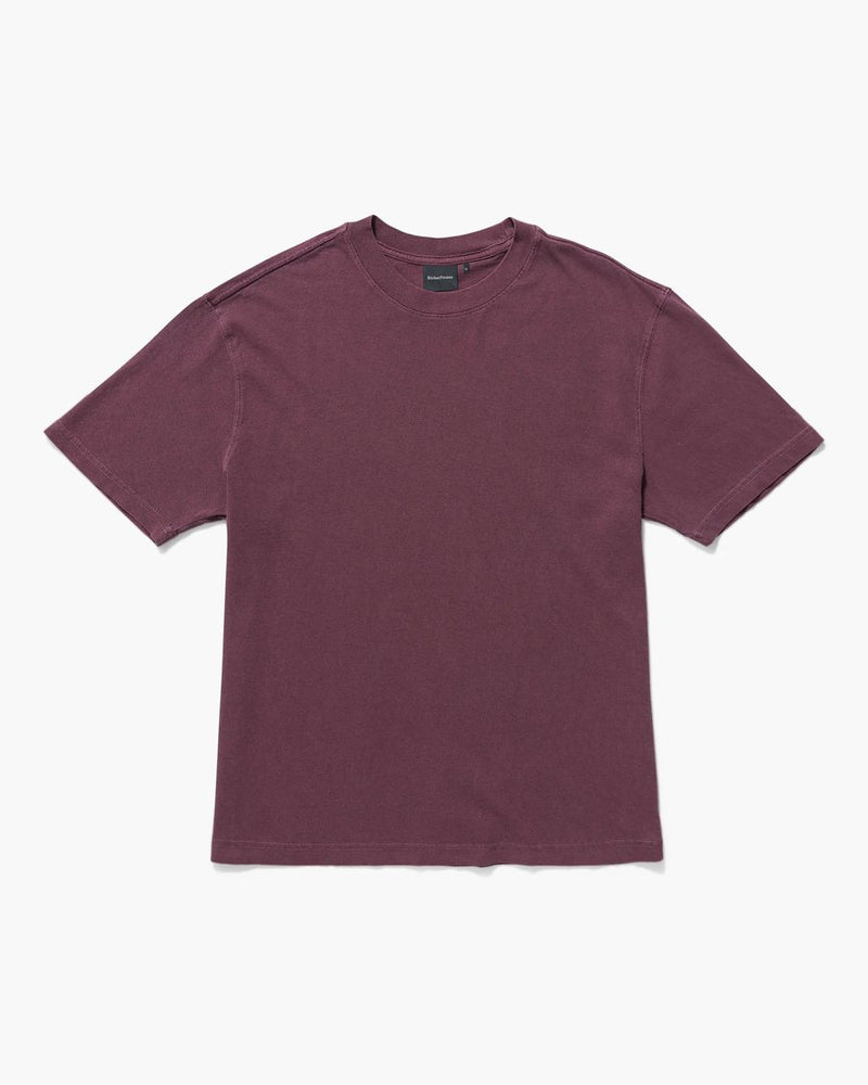 Load image into Gallery viewer, Richer Poorer SS Relaxed Tee - 'Fig'