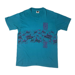 Load image into Gallery viewer, Vintage Maui & Sons Surf Shark T-Shirt