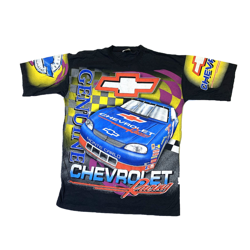 Load image into Gallery viewer, Vintage Chevy NASCAR Race T-Shirt