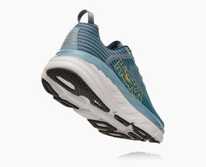 Load image into Gallery viewer, Hoka One One Bondi 6 - 'Lead / Majolica Blue'