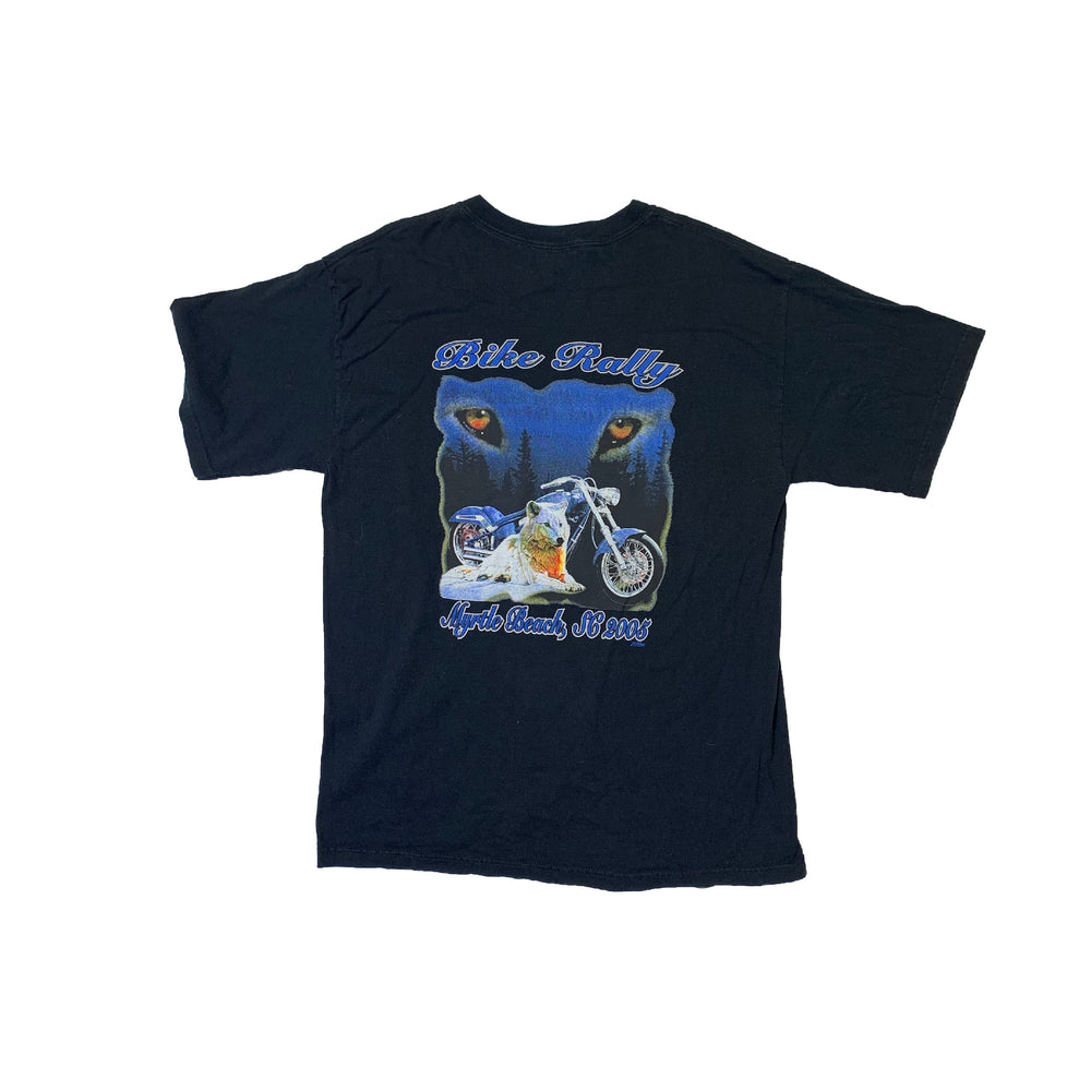 Load image into Gallery viewer, Vintage Myrtle Beach Motorcylce T-Shirt