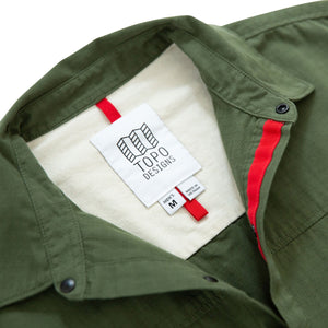 Load image into Gallery viewer, Topo Designs Field Jacket - 'Camo'