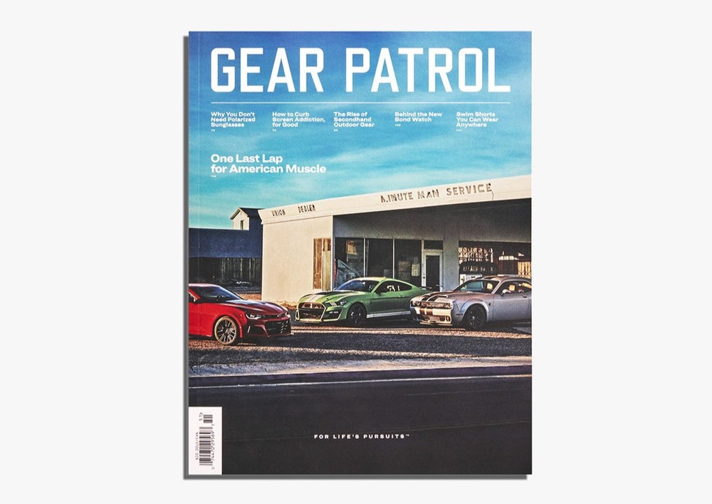 Gear Patrol Magazine - Issue 13