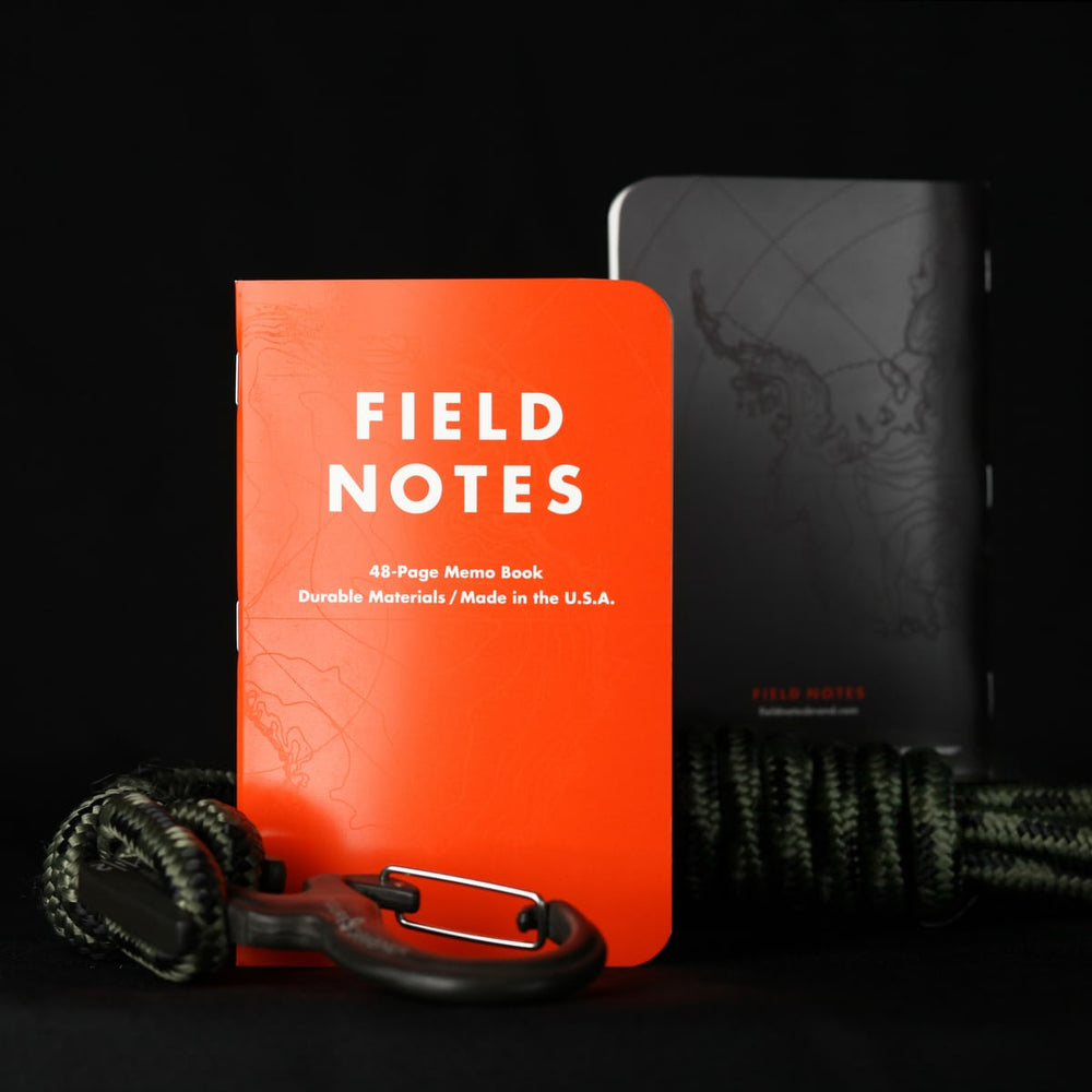 Load image into Gallery viewer, Field Notes Expedition Waterproof Notebook - 3-Pack