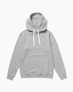 Load image into Gallery viewer, Richer Poorer Fleece Pullover Hoodie - 'Light Heather Grey'