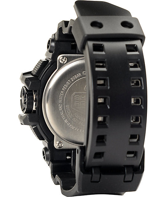 Load image into Gallery viewer, G-Shock Garish GA-400GB-1A 'Black / Silver'