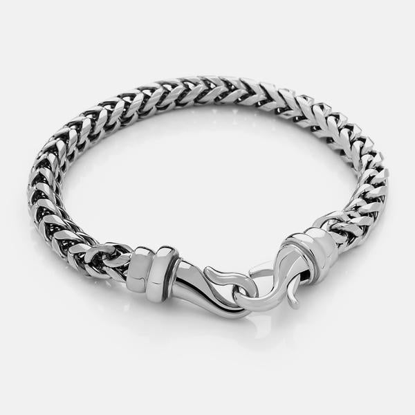 "Load image into Gallery viewer, Vitaly ""Kusari"" Bracelet - 'Silver'"
