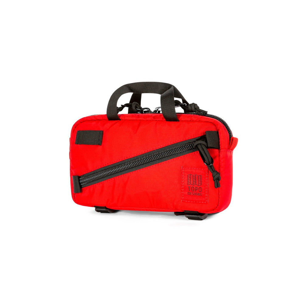 Topo Designs Mini Quick Pack - 'Red/Red'