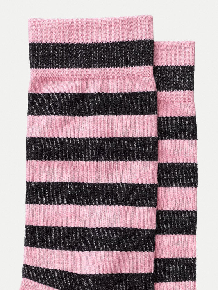 Load image into Gallery viewer, Nudie Olsson 2 Colour Stripe-  'Rose'