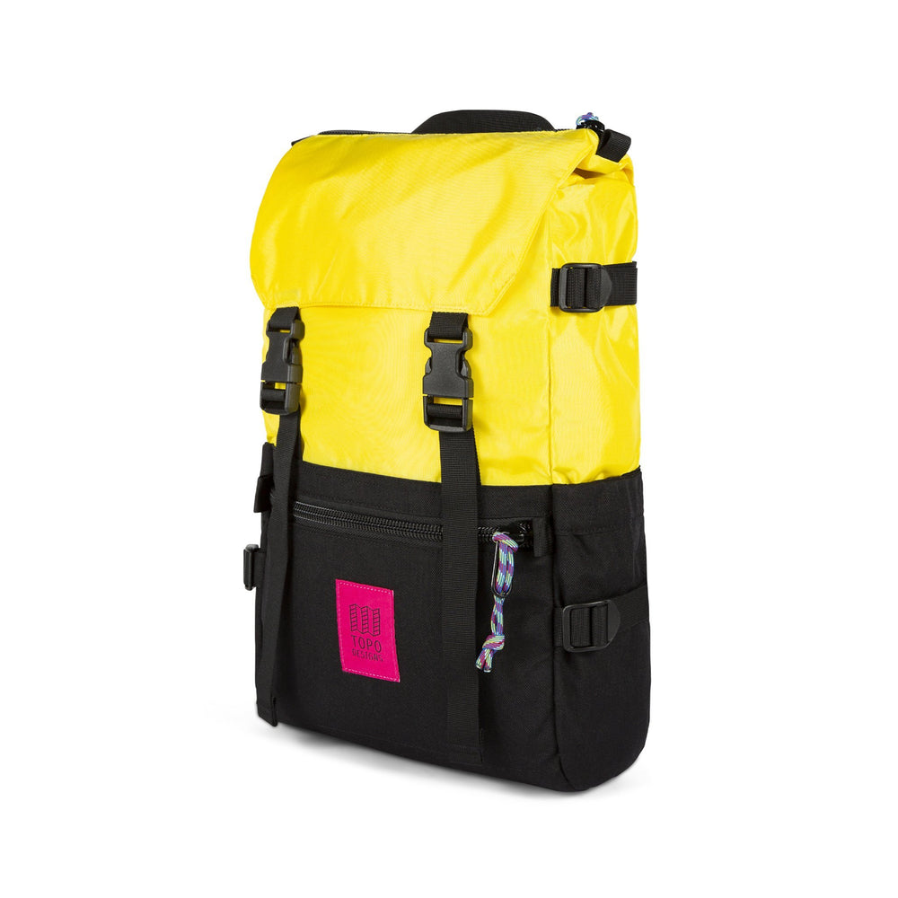 Load image into Gallery viewer, Topo Designs Rover Pack Classic - 'Yellow/Black'