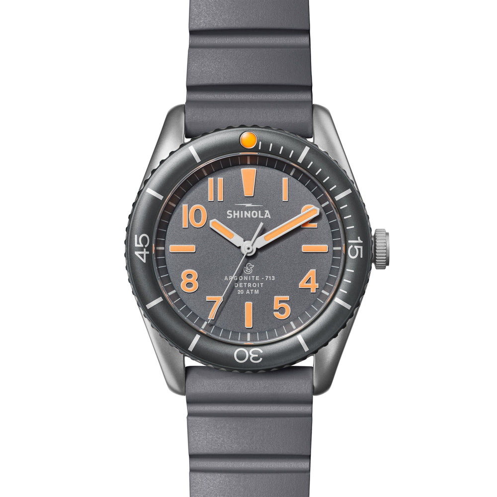 Load image into Gallery viewer, Shinola - The Duck 42MM - Cool Grey