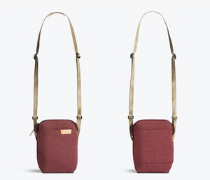 Load image into Gallery viewer, Bellroy City Pouch - 'Red Earth'