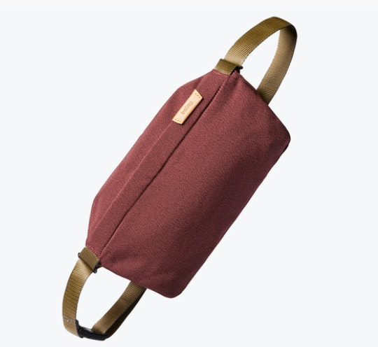 Bellroy Sling - 'Red Earth'