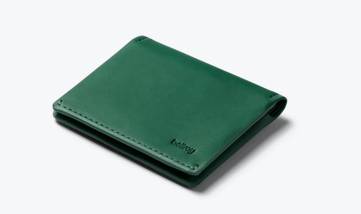 Bellroy Slim Sleeve - 'Racing Green'