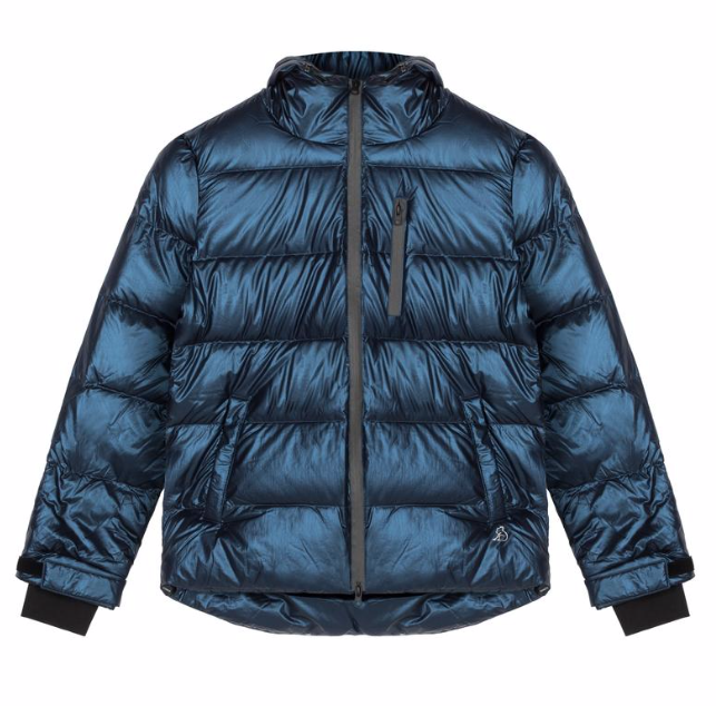 Kuwalla Down Parka 250 - 'Electric Blue'