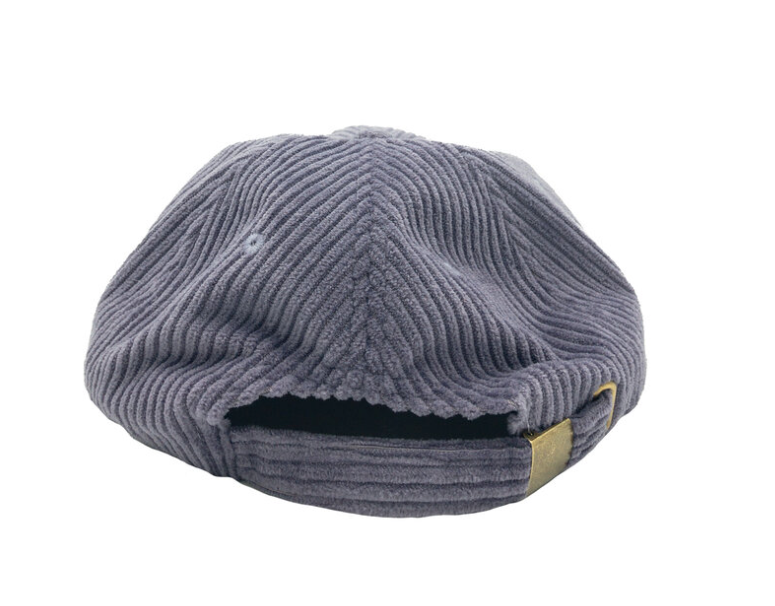 Load image into Gallery viewer, Free & Easy Cord Unstructured Hat - 'Dusty Blue'