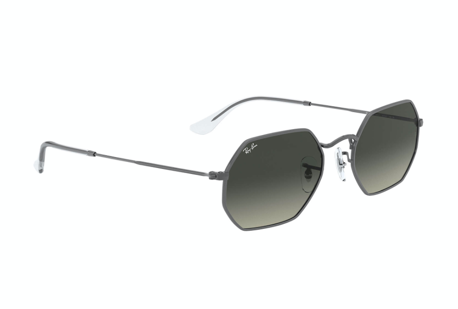 Load image into Gallery viewer, Ray-Ban Octagonal Classic - 'Gunmetal Grey'