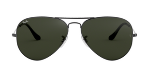 Load image into Gallery viewer, Ray-Ban Aviator - 'Gunmetal/G-15 Green'
